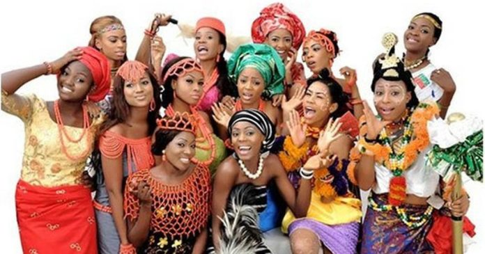 Nigerian cultures. Photo Pinterest