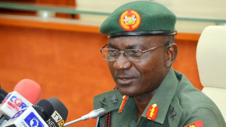 DHQ denies reports of soldiers killing, dumping bodies in pond