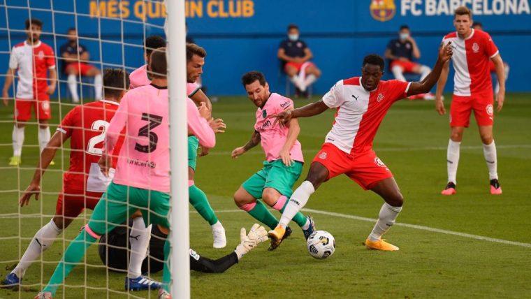 Barcelona vs Girona (Friendly) Highlights. September 16 2020