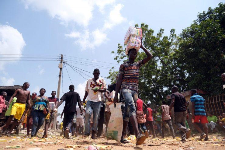Osun elders condemn looting, destruction of property