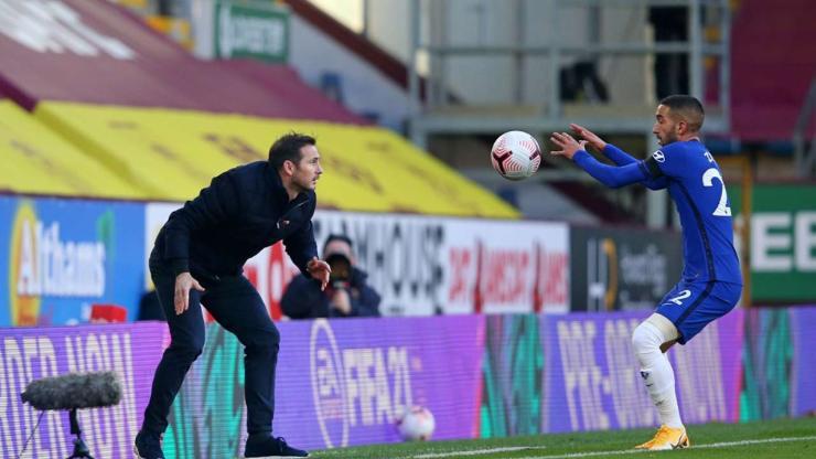 Ziyech stars as Chelsea sweep aside Burnley