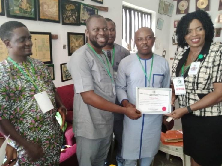 Oyewale Femi emerges NAOSRE president