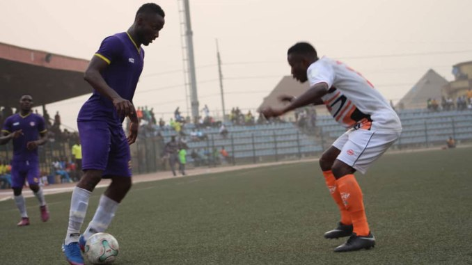 MFM's Ogwu says the match against Heartland is a must for us