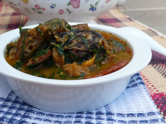 ofe owerri. img by Chow Hub Nigerian Food Blog