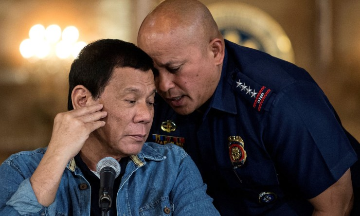 Philippines' Duterte will not cooperate with ICC drug war probe
