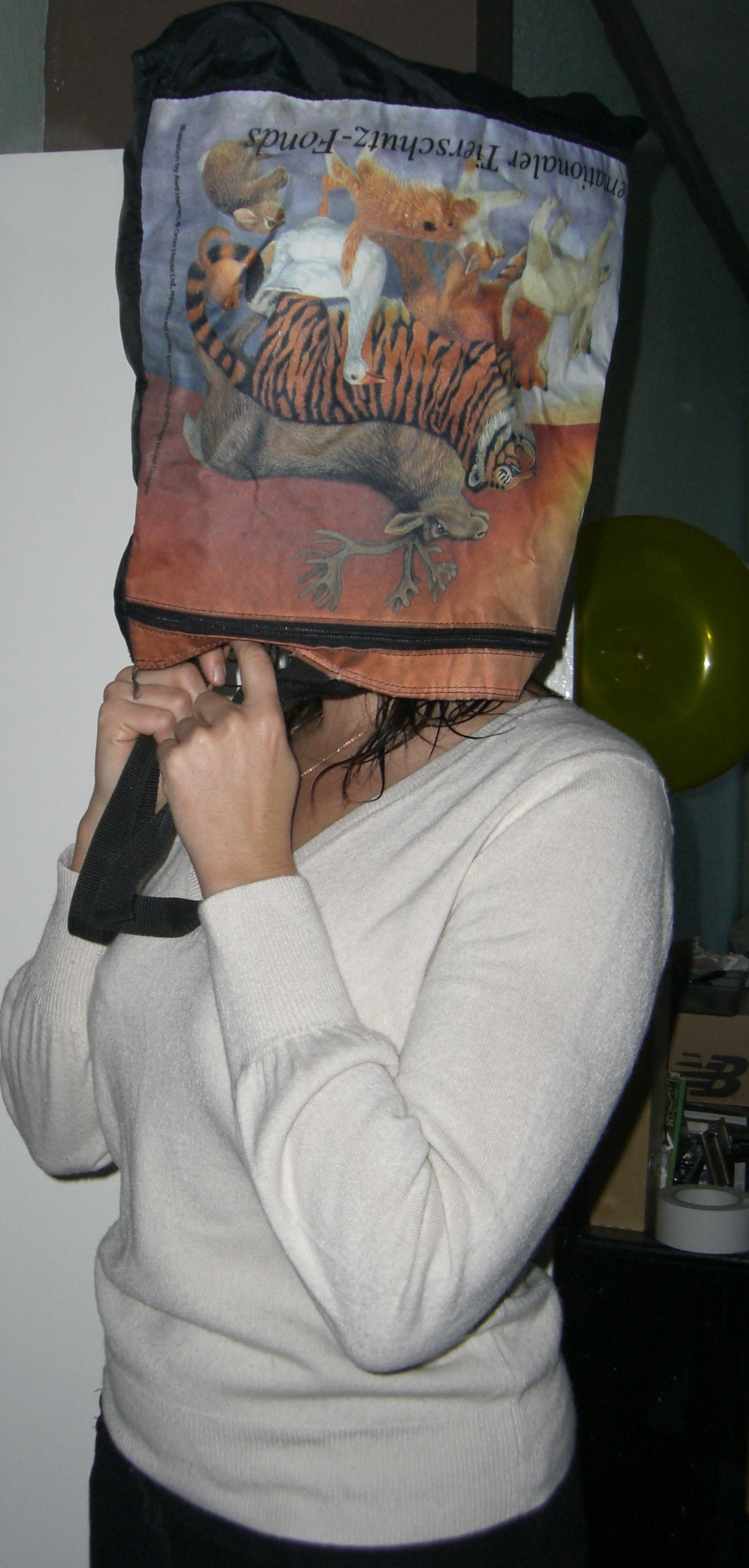 The nosebag