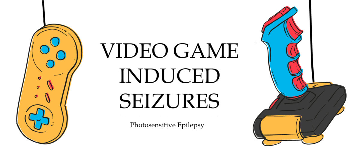 If You Have Been Known To Have Seizures While Playing Video Games You Arent Alone People Who Have Seizures While Playing Video Games Have Photosensitive
