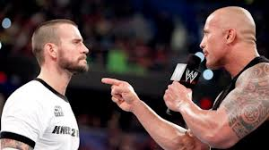 The Rock and CM Punk make WWE Credible
