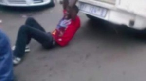 South Africa, Police Brutality