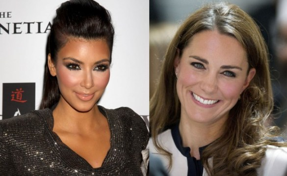 Kate Middleton and Kim Kardashian 5 things they have in common