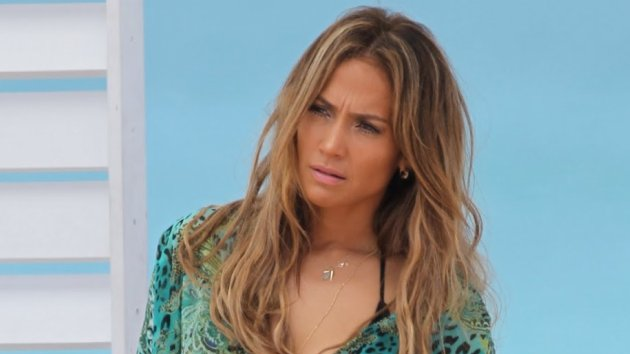 Jennifer Lopez Whisked Away To Safety In The Middle of Music-Video Filming