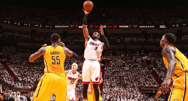 Miami Heat finished off Indiana Pacers in incredible Game Seven fashion
