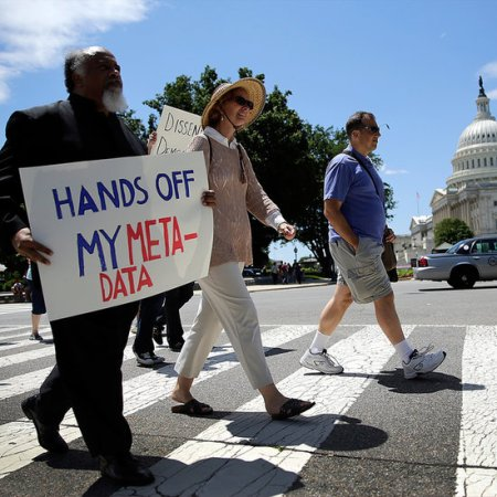 More Americans are marching against data collection