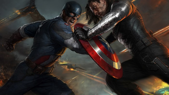 'Captain America: The Winter Soldier' Trailer, Plot Details and Spoilers