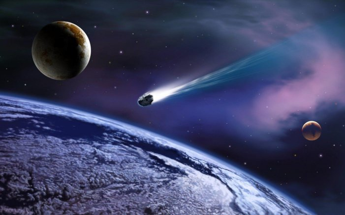Asteroid Weighing 90 Million Tons to Miss the Earth in July 2015