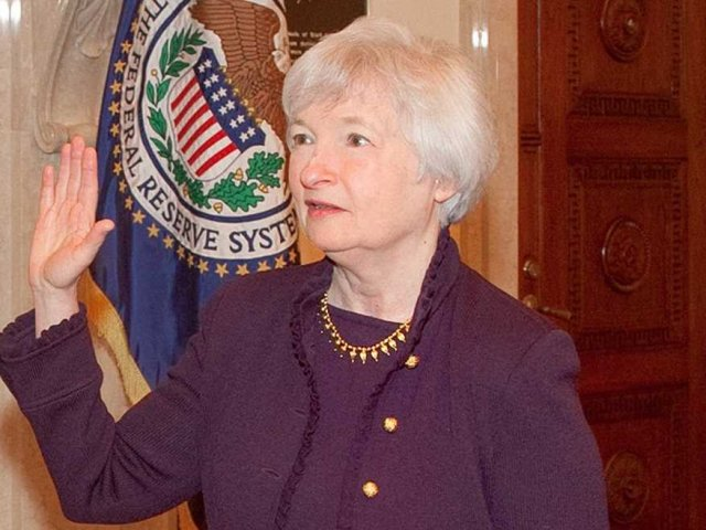 Janet Yellen will be announced today as Obama's choice for Fed Chair