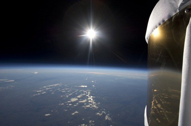 World View Balloon Rides to Give Outer-Space View
