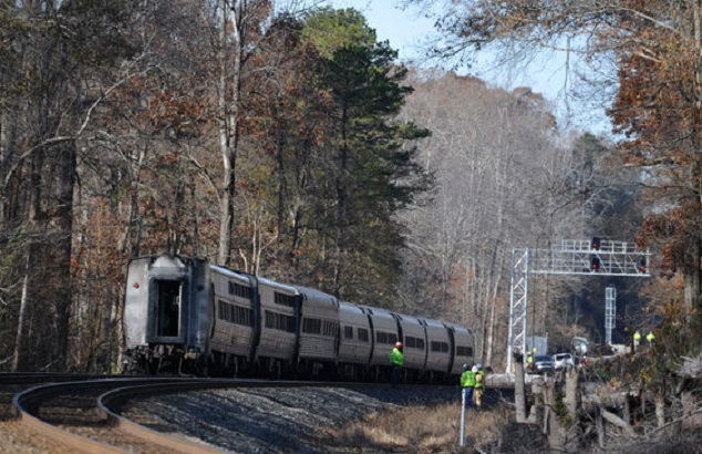Passengers Are Safe After Amtrak Crescent Train Derailed in Route to New York City