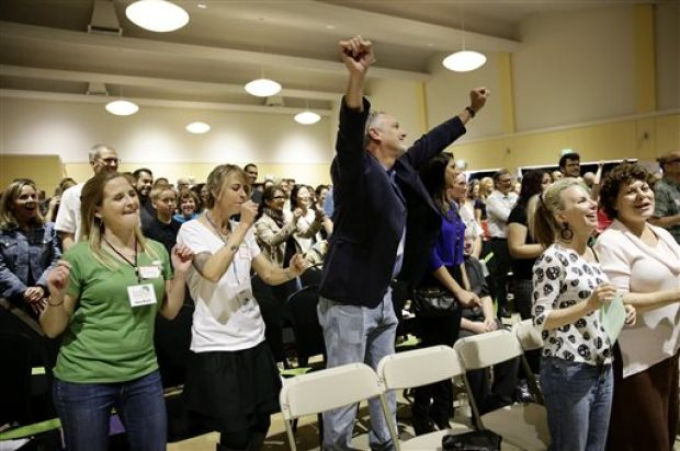 New Atheist Mega-Churches are on the Rise