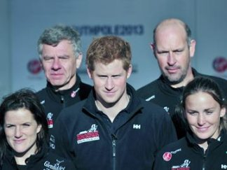 Prince Harry Walking 210 Miles to the South Pole