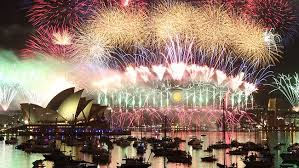 Sydney leads the world in New Year's Eve pyrotechnics