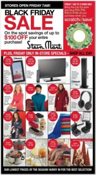 Black Friday and Thanksgiving Thursday 2013 Best Deals