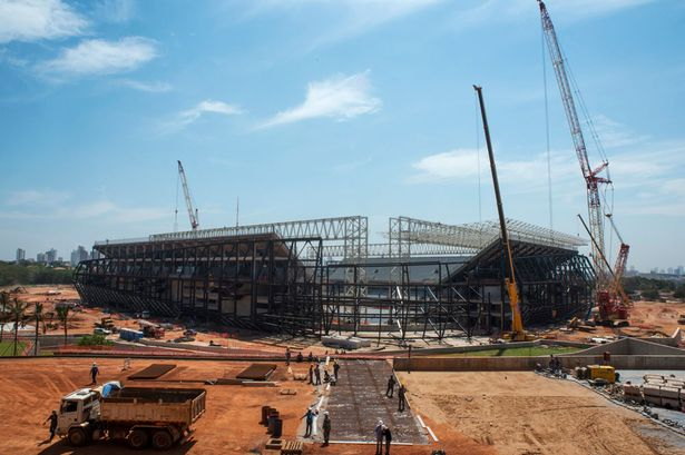 FIFA World Cup Venues Present Issues