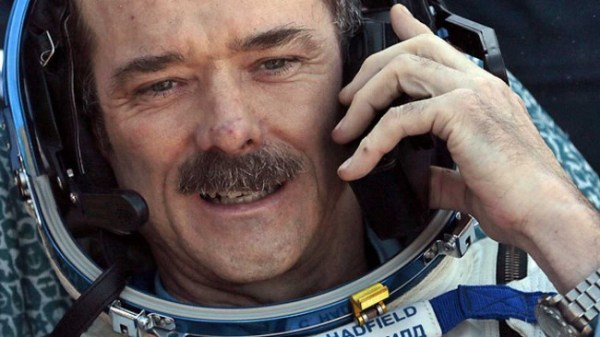 Chris Hadfield Talks China, His Mustache, and Adult ...