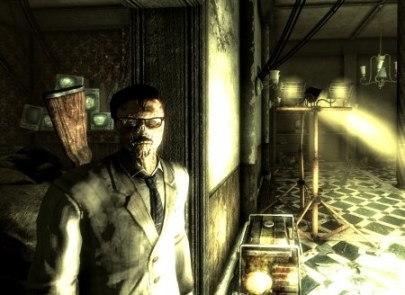 Desmond Lockheart may appear in Fallout 4