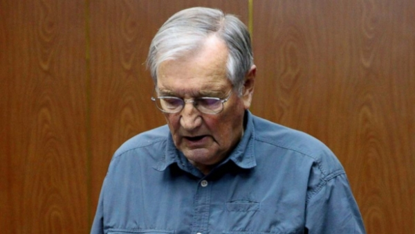 Merrill Newman Released by North Korea