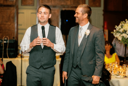Cody Walker Stuntman to Actor in Fast & Furious 7
