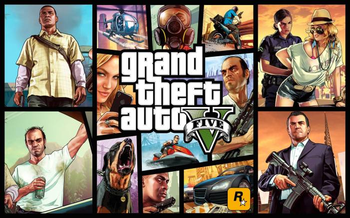GTA 5  Cheat Codes and Chaos Joins Top 10 Video Games of 2013