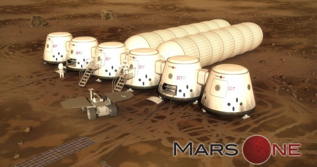 1058 Mars One volunteers pass first application round