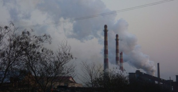 Pollution in Beijing Means There Are No Clear Days