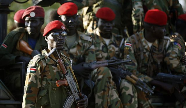 South Sudan Ceasefire Ends Long Chapter in Short History