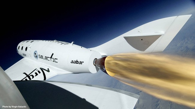 SpaceShipTwo Exceeds Expectations for Virgin Galactic