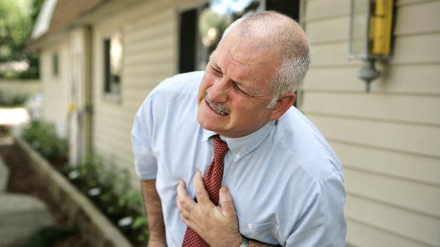 heart attack predicted with blood test