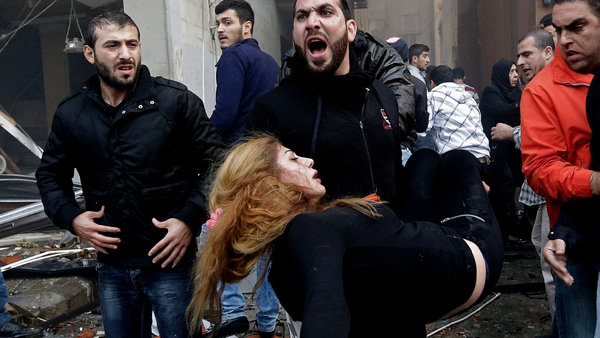 Beirut Bombings Involve Many Countries