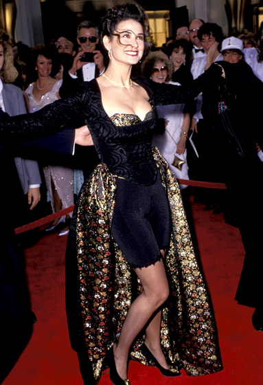 Oscar Countdown: The Top 10 Worst Red Carpet Dresses of All Time