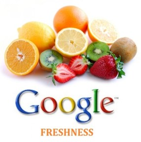Google Freshness Update Requires Consistently Adding Relevant Content