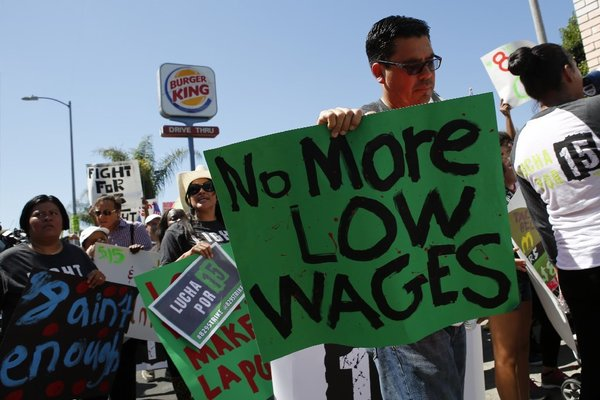 Minimum Wage Increase May Cost Jobs and Reduce Poverty?