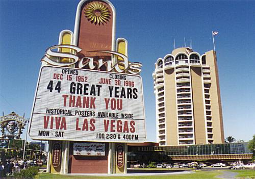 Las Vegas Sands a House of Ghosts?
