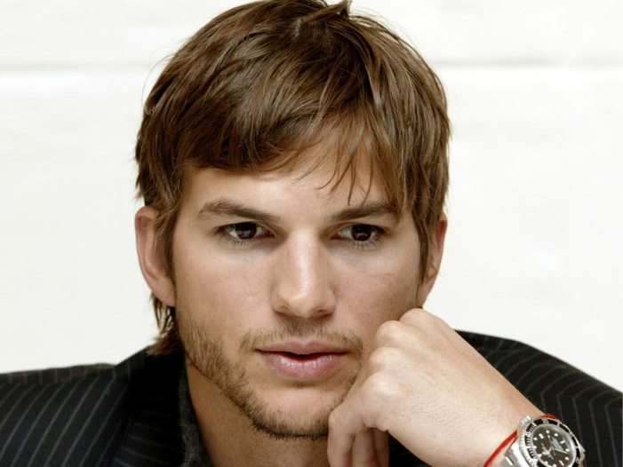 Ashton Kutcher Is No Fool