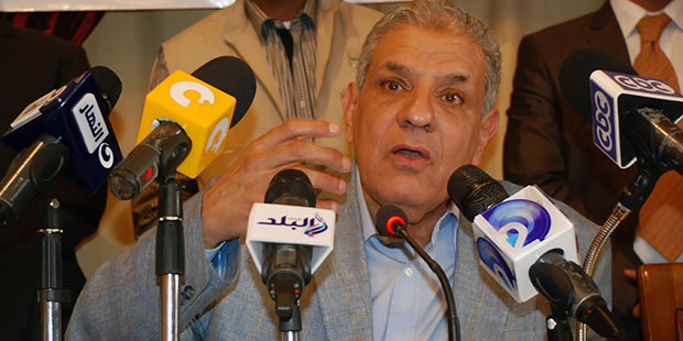 Egypt New Premier Wants Protests to End