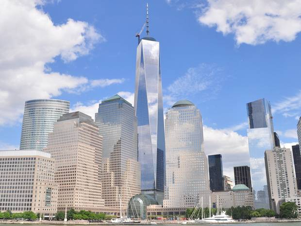 CNN Employees Arrested for Breaking Into the World Trade Center