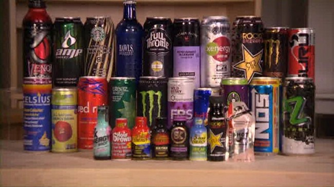 Energy drink consumption may lead to behavioral problems