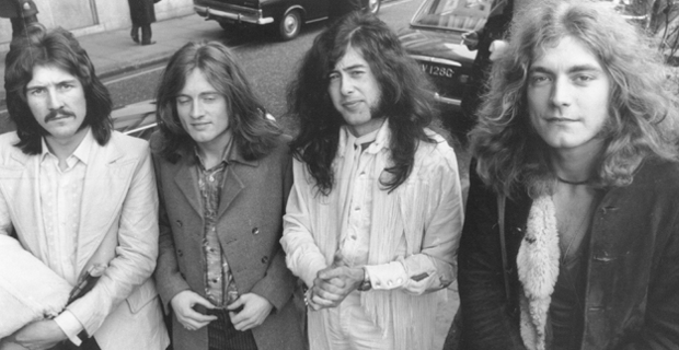 Led Zeppelin Releases Two Previously Unheard Recordings