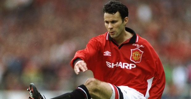 Image result for ryan giggs 90's