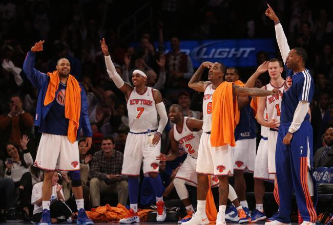 New York Knicks Fighting Chance in the East