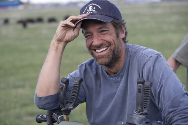 Mike Rowe Surprising Response to Fan Asking for Help Finding a Job